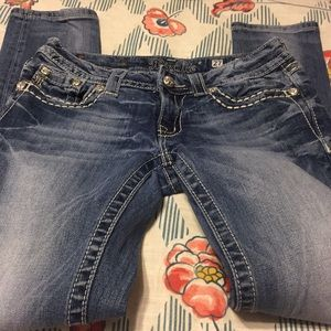 Miss Me jeans 27 skinny jeans